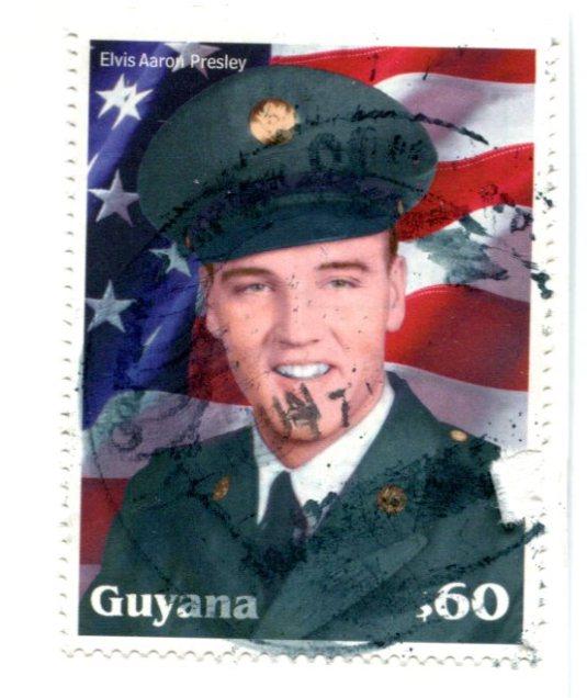 Guyana - Princess Diana stamps