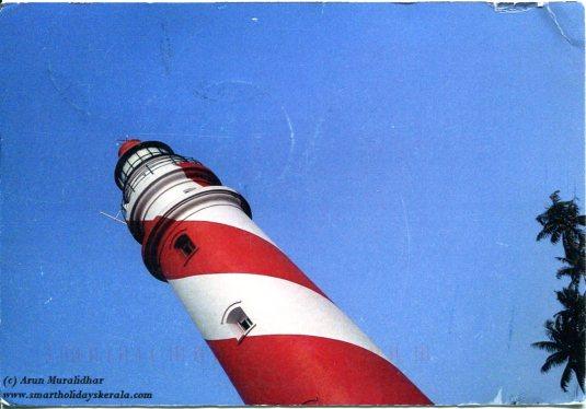 India - Tangasseri Point Lighthouse