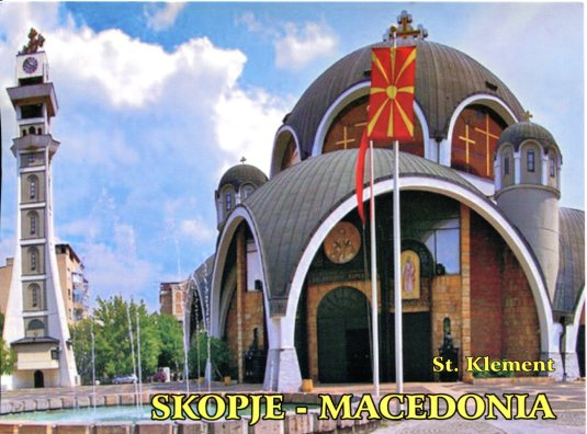 Macedonia - St Klements