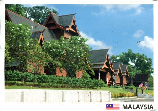 Malaysia - Melaka Sultanate Palace
