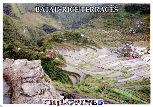 Philippines - Batad Rice Terraces