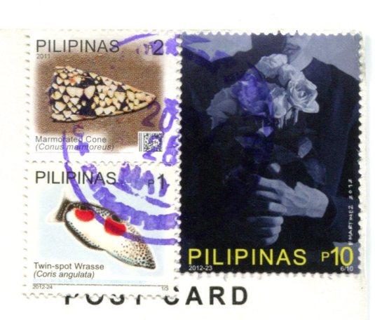 Philippines - Biyak Na Bato stamps