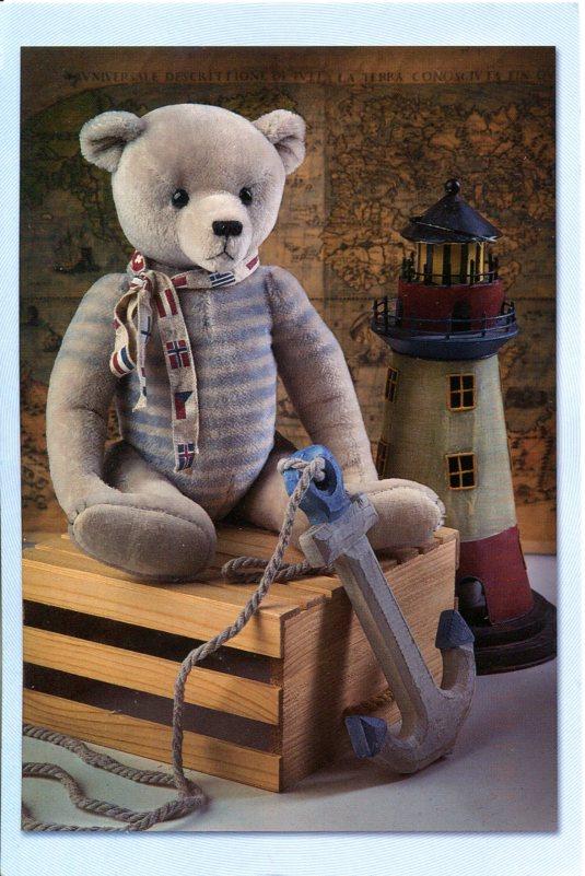 Russia -Teddy Bear