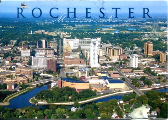 USA - Minnesota - Rochester