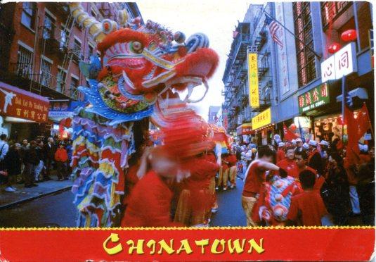 USA - New York - Chinatown