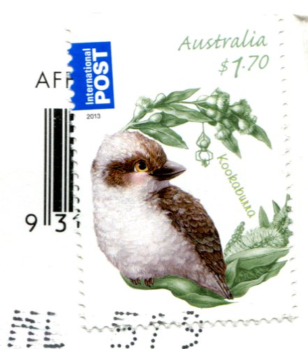 Australia - Nature Moments stamps