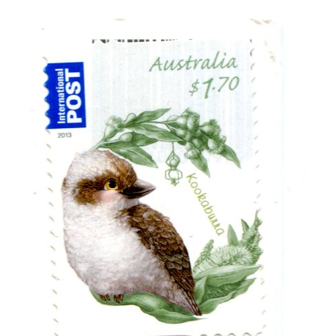 Australia - Sunset at Penneshaw stamps