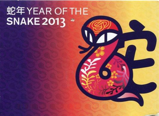 Australia - Year of the Snake