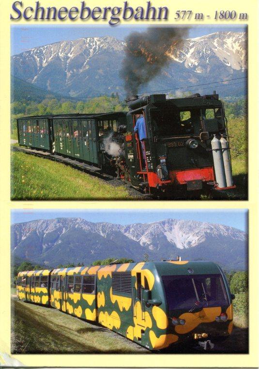 Austria - Train