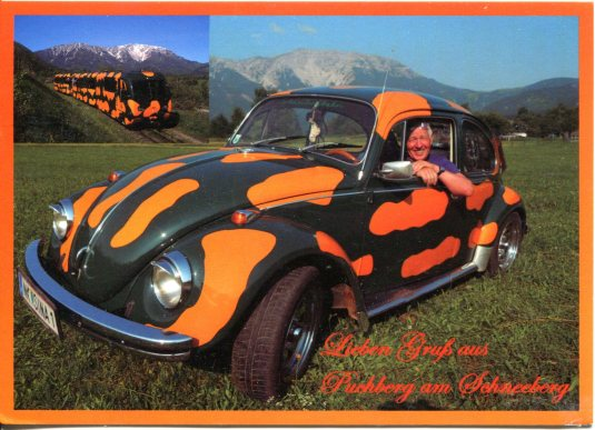 Austria - VW Bug