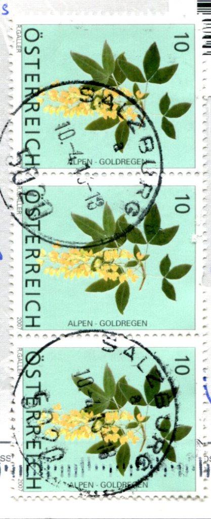 Austria - Wimbachklamm stamps 2