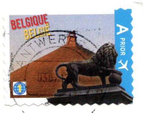 Belguim - Brugge stamps