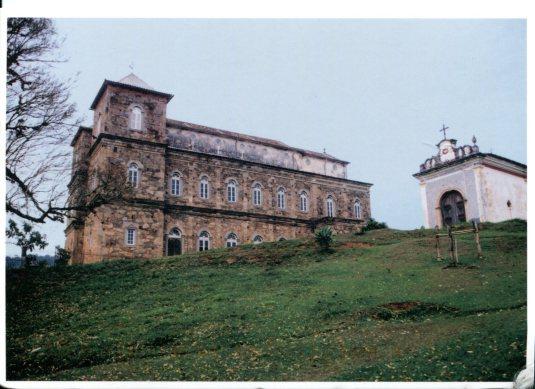 Brazil - Church of St Joseph