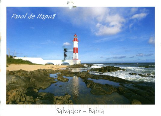 Brazil - Lighthouse de Itapua