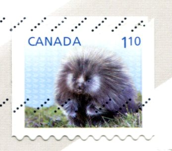 Canada - Nova Scotia - Flag stamps