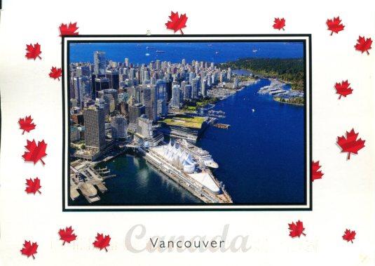 Canada - Vancouver Harbor