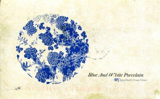 China - Blue & White Porcelain