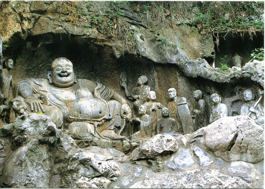 China - Maitreya Sitting