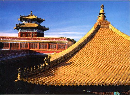 China - Putuo Temple Zongchen