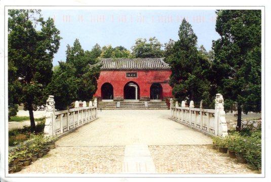 China - Wuhou Memorial Temple