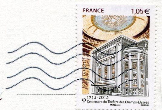 France - La Conciergerie sta,ps