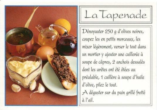 France - La Tapenade