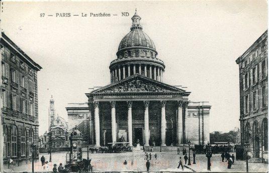 France - Paris Pantheon