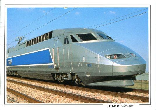 France - Train