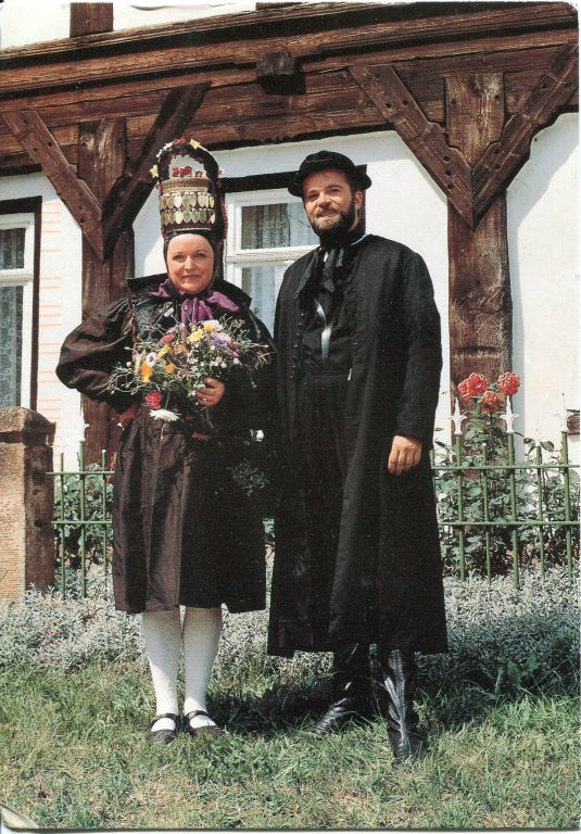 Germany - Altenburg costumes