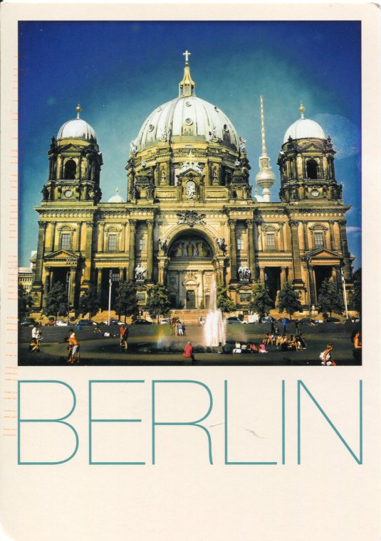 Germany - Berlin Cathedral
