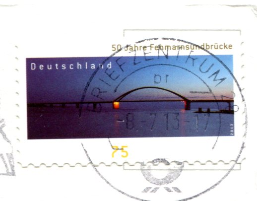 Germany - Berlin stamps
