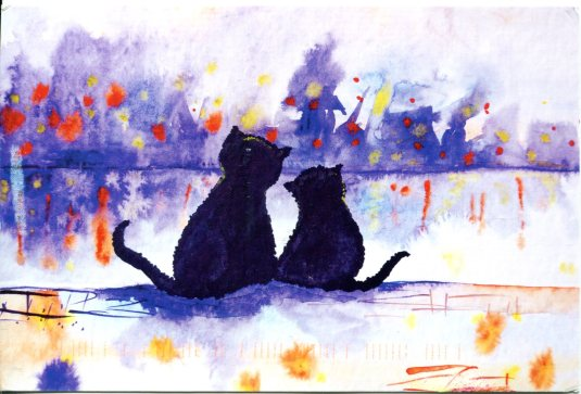 Germany - Cats Singing
