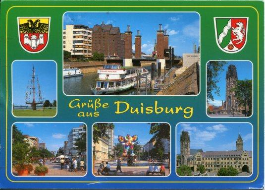 Germany - Duisburg multi