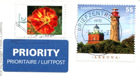 Germany - Herdwick Ewe stamps