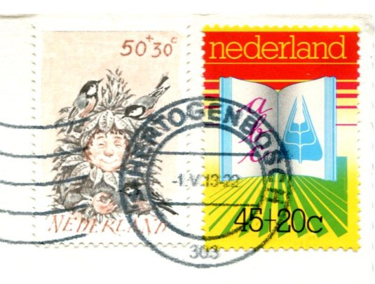 Germany - Maastricht stamps