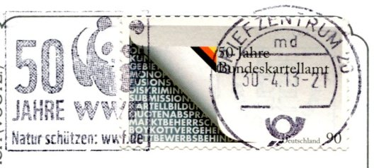 Germany - Sangerhausen stamps