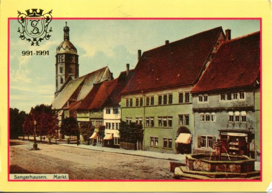 Germany - Sangerhausen
