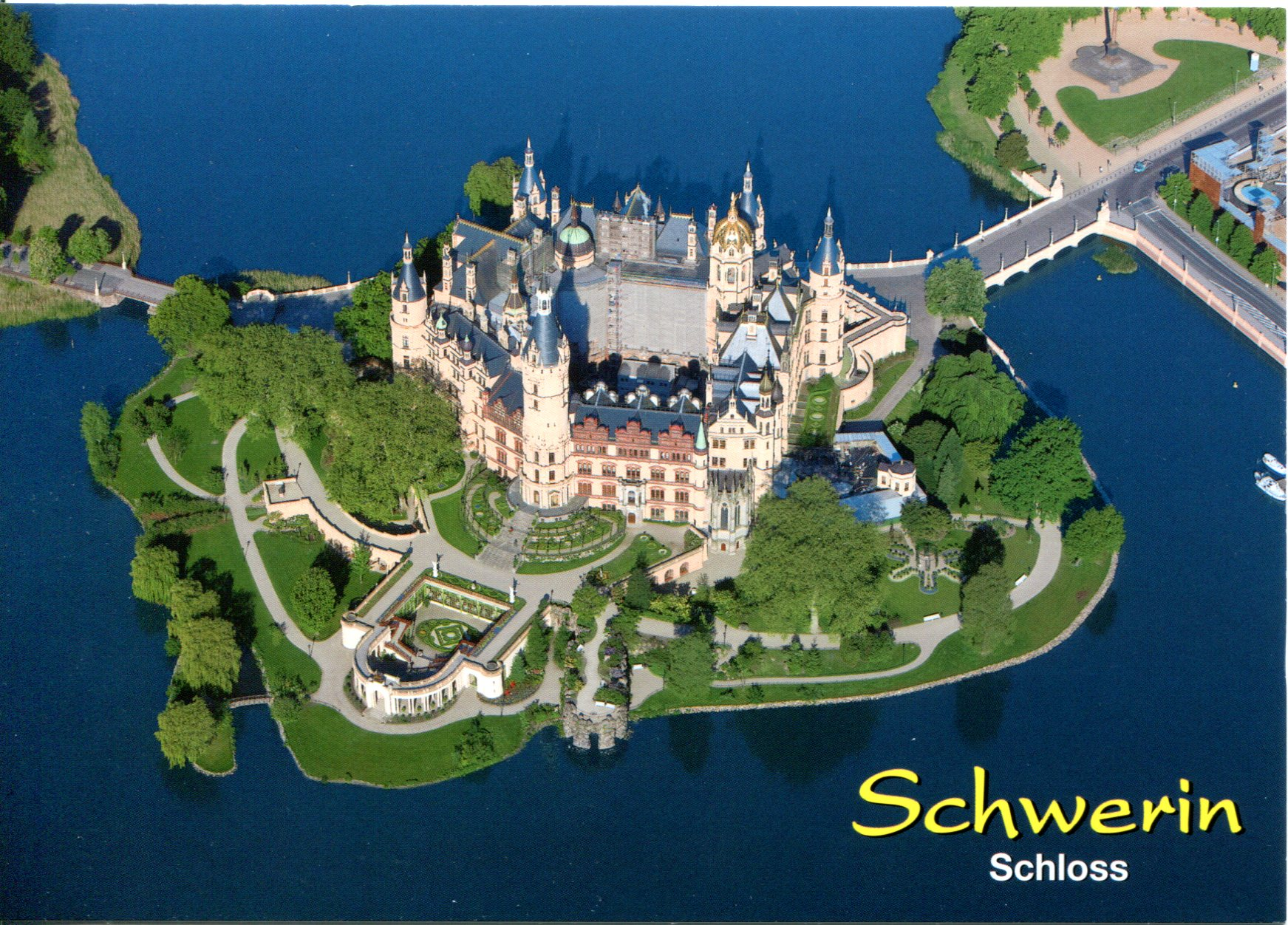 Famous German Architects Castles And Palaces Remembering Letters And Postcards