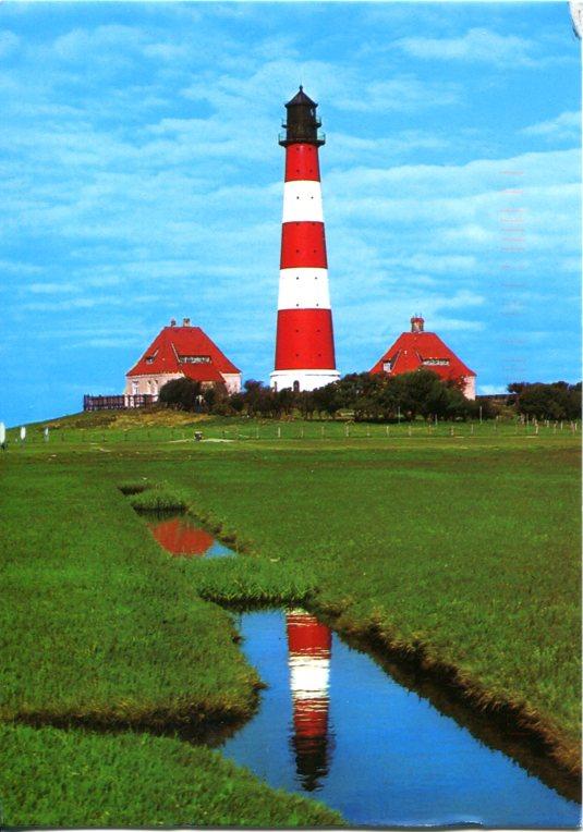 Germany - Westerhever Lighthouse