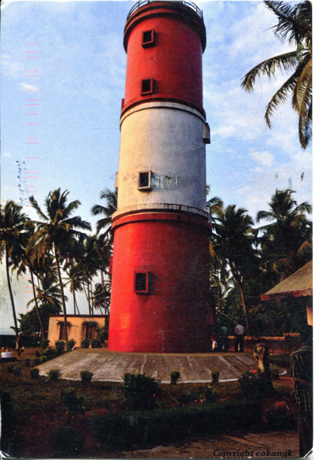 Kannur India  city photos gallery : India Kannur Lighthouse