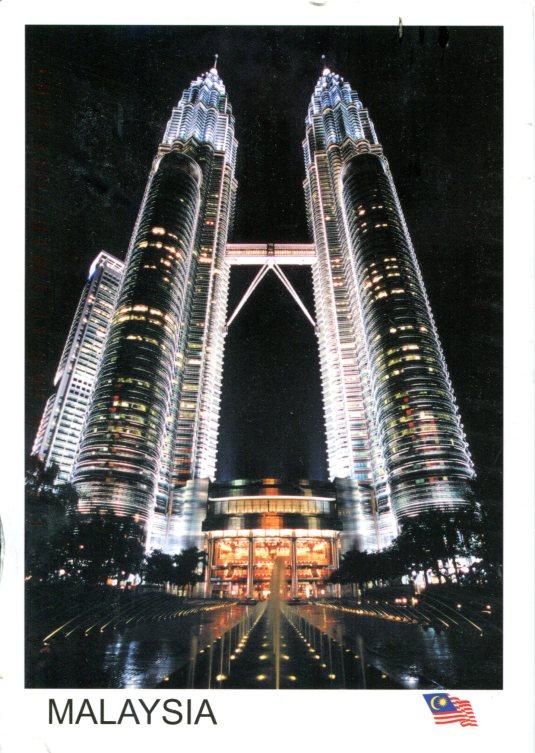 Malaysia - Petronas Twin Towers
