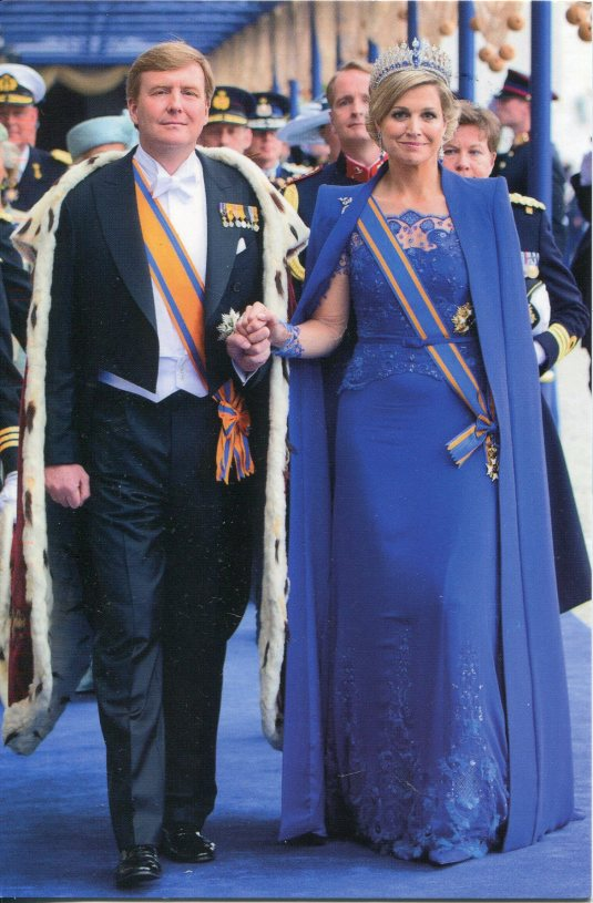 Netherlands - King and Queen