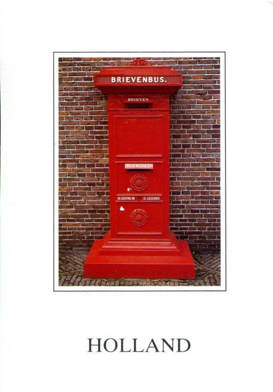Netherlands - Mailbox