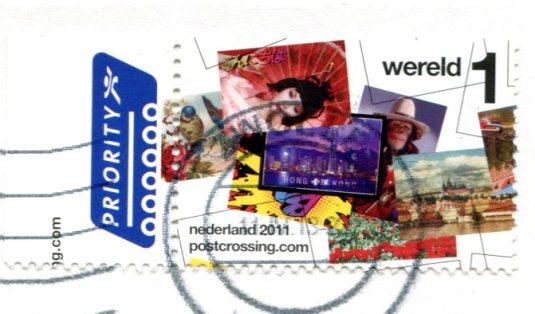 Netherlands - Seals stamps