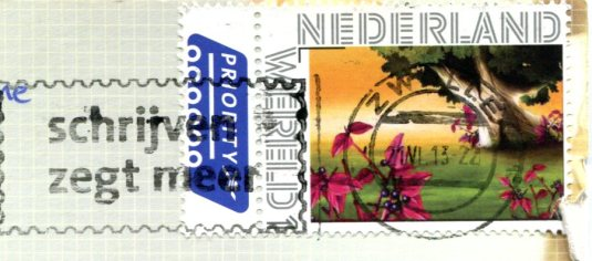 Netherlands - Summer on the Beach stamps