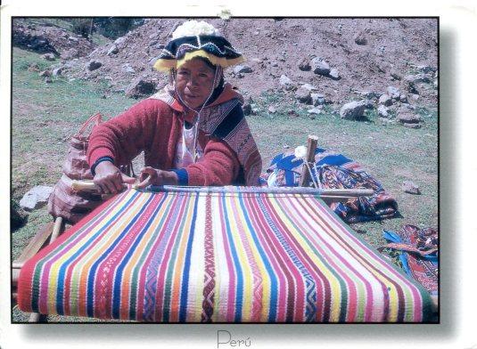 Peru - Weaver