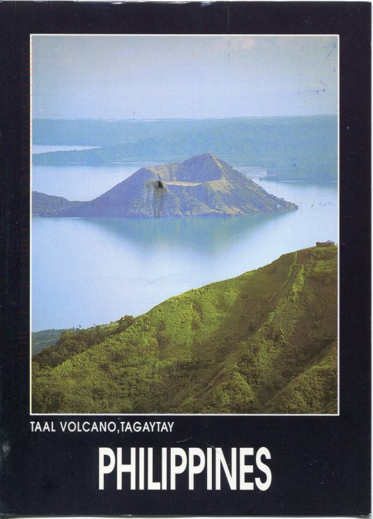 Philippines - Taal Volcano