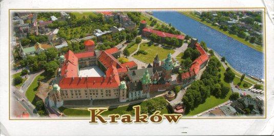 Poland - Wawel Castle