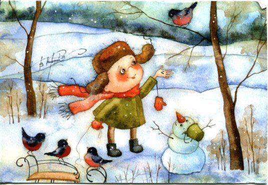 Russia - Kirdiy - Winter