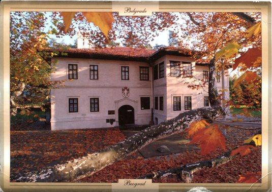 Serbia - Prince Milos Obrenovic house